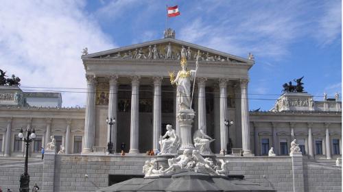Österreiches Parlament Wien