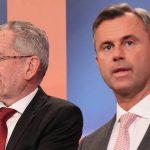 Van der Bellen Hofer Präsident Wahl 2016