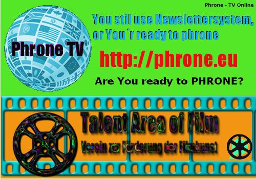 Phrone.eu TV TAF